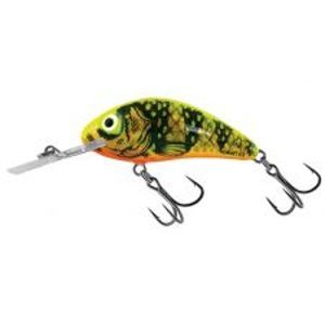 Salmo Wobler Rattlin Hornet Floating Gold Fluo Perch-4,5 cm 6 g