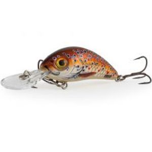 Salmo Wobler Rattlin Hornet Floating Holographic Brown Trout-4,5 cm 6 g