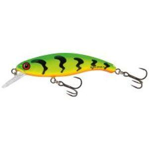 Salmo Wobler Slick Stick Floating Green Tiger-6 cm