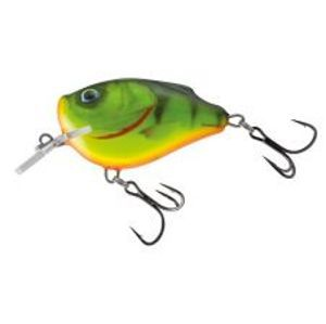 Salmo Wobler Squarebill Floating Hot Perch-5 cm 14 g