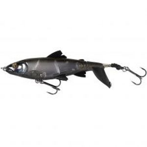 Savage Gear 3D SmashTail Minnow F Black Ghost-13,5 cm 38 g
