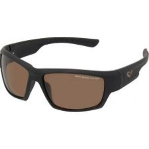 Savage Gear Brýle Plovoucí Polarized Sunglasses Amber
