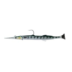 Savage gear gumová nástraha 3d needlefish pulse tail barracuda - 14 cm 12 g