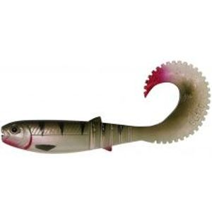 Savage Gear Gumová Nástraha Cannibal Curl Tail Bulk Perch-12,5 cm 10 g