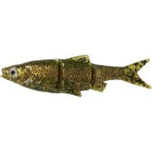 Savage Gear Gumová Nástraha LB Roach Swim&Jerk Bulk Muddy Roach-7,5 cm