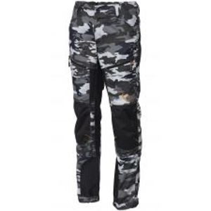 Savage Gear Kalhoty Camo Trousers-Velikost XL