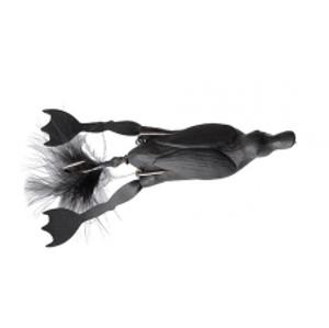 Savage Gear Měkké Káčátko 3D Hollow Body Duckling A.K.A the fruck černé-10 cm 40 g