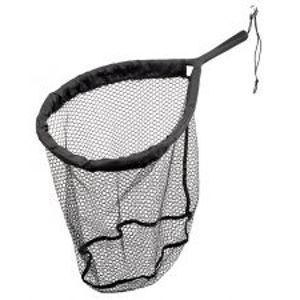 Savage Gear Podběrák Pro Finezze Rubber Mesh Net L