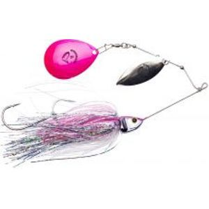 Savage Gear Třpytka Da'Bush Spinnerbait Pink Flash-18 cm 42 g