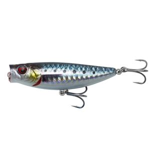 Savage gear wobbler 3d minnow pop sardine php - 6,6 cm 8 g