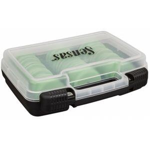 Sensas box na návazce feeder match rig box 17 cívek