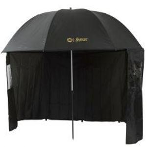 Sensas Deštník s Bočnicí a Oknem Liez 2,5 m