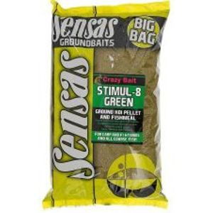 Sensas Krmení Stimul 8 Big Bag 2kg-natural