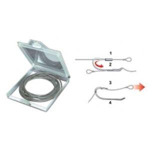 Extra Carp bužírka silikon na boilisový vlas-0,5 mm