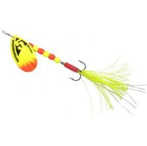 Spro Třpytka Supercharged Weighted Spinners Yellow-14 cm 10 g
