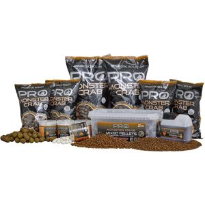 Starbaits pelety pro monster crab mixed 2 kg