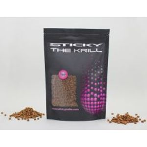 Sticky Baits Pelety The Krill-6 mm 2,5 kg