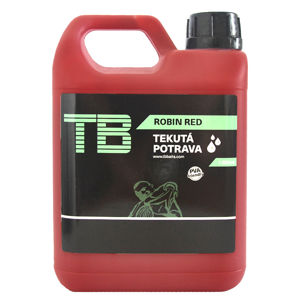 Tb baits liquid robin red 1000 ml