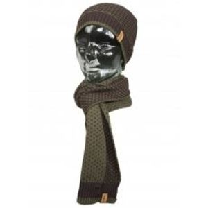 Trakker Set Kulich + Šála Earth Hat And Scarf Set
