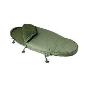 Trakker spacák levelite oval wide bed 5 season sleeing bag