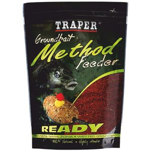 Traper krmítková směs groundbait method feeder ready med - 750 g