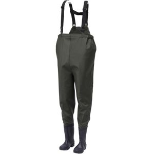 Ron thompson prsačky break point neoprene wader w/felt sole-velikost 46-47