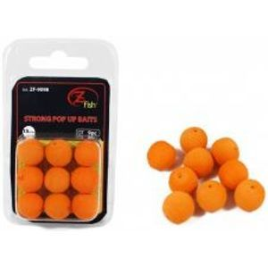 Zfish Pěnová Nástraha Foam Pop Up Baits 15 mm-Žlutá